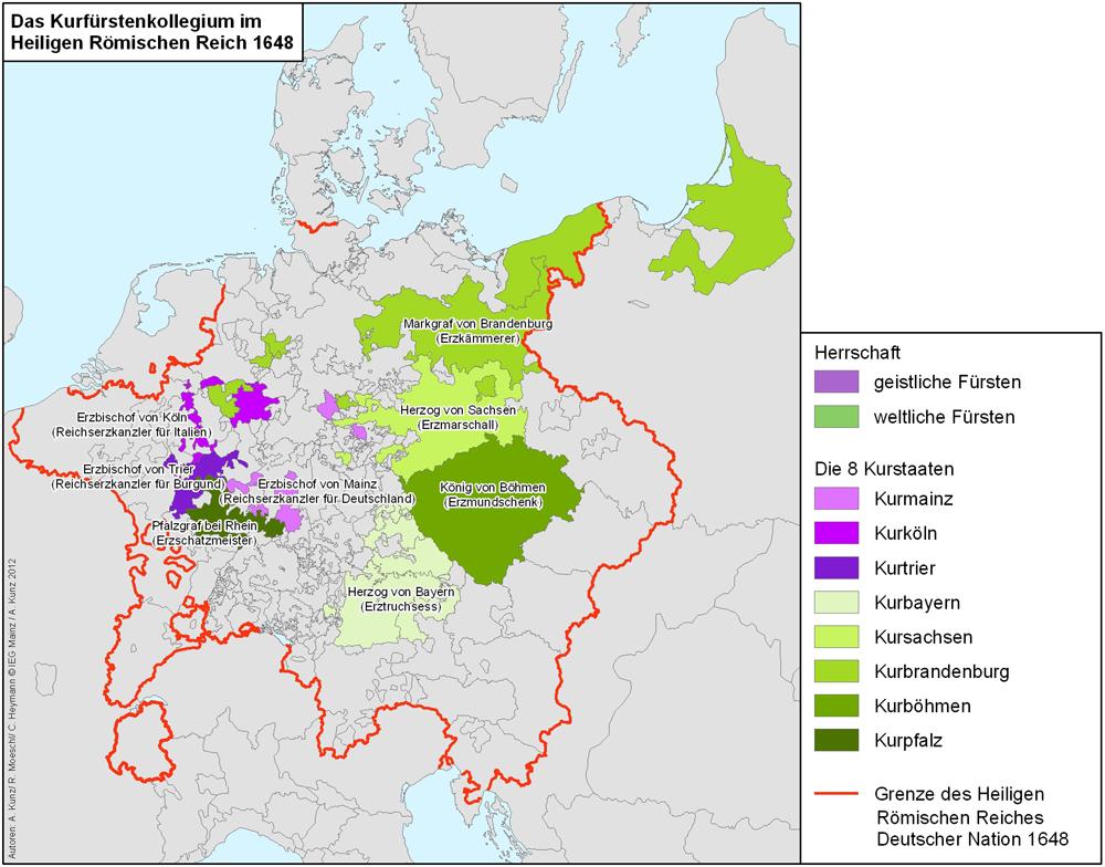 heilige deutsche reich