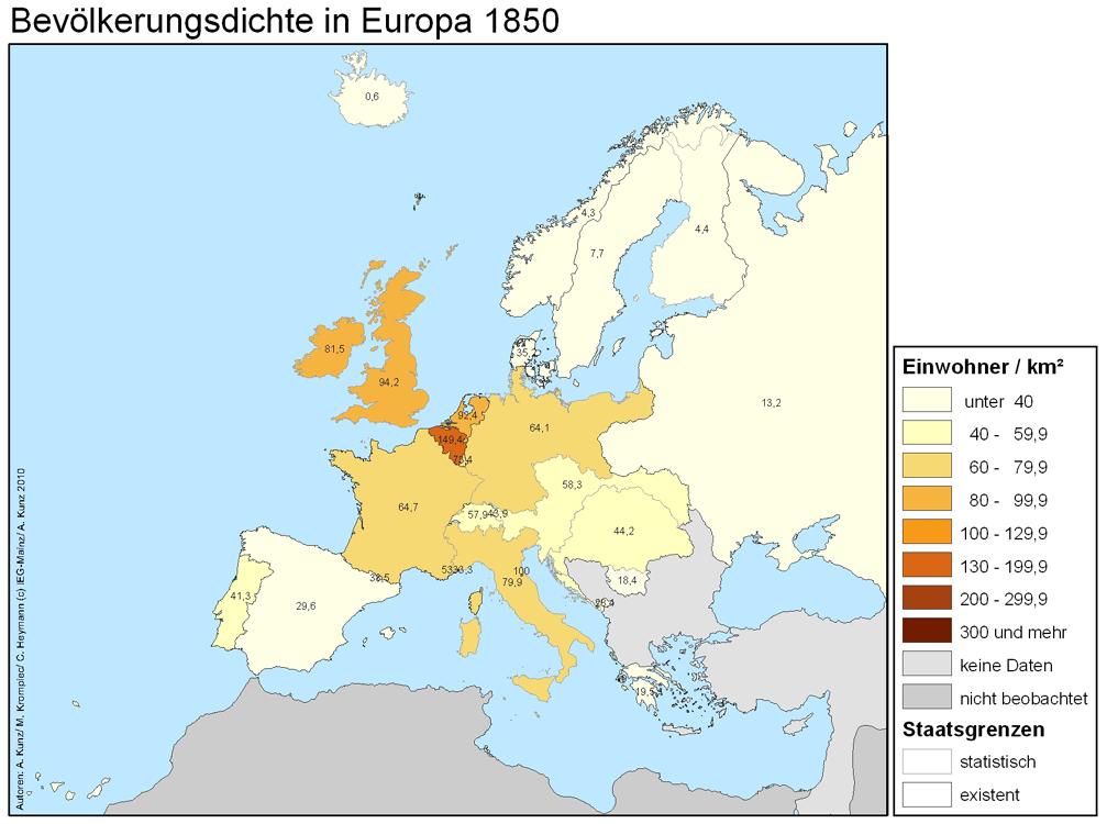 Digitaler Atlas zur Geschichte Europas / Digital Atlas on the ...